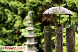 Cómo crear un buen Feng Shui en el Jardín de tu Casa