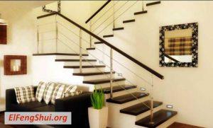 La Mejor Ubicación y Diseño Feng Shui para las Escaleras