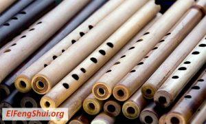 Todo lo que necesitas saber acerca de las Flautas de Bambú Feng Shui