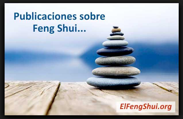 Publicaciones sobre feng shui