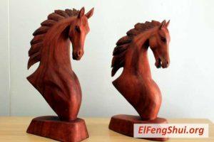 3 Consejos para el Uso del símbolo del caballo Feng Shui