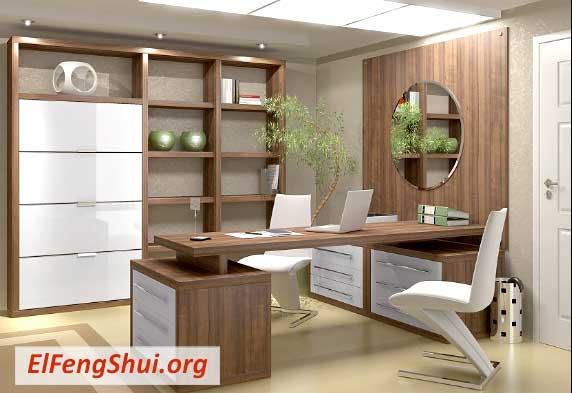 Aplicar feng shui a una oficina en casa feng shui oficina - Feng shui en casa ...