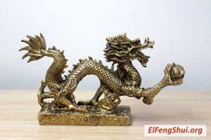 Como usar el símbolo del dragón Feng Shui para su hogar