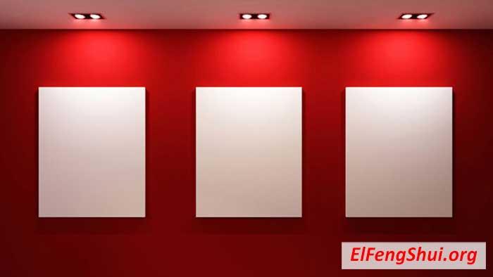 El Color Rojo en El Feng Shui