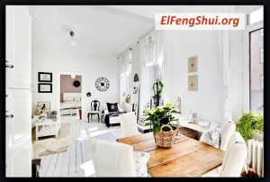 Decorar Tu Casa con Color Blanco según El Feng Shui