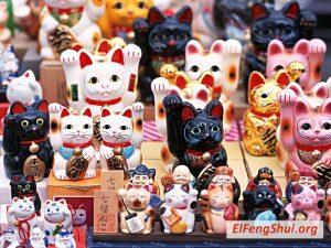Como Utilizar El Gato de La Suerte en el Feng Shui Maneki Neko