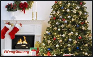 Cual es la mejor ubicación del árbol de navidad según el feng shui