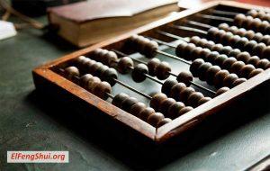 ¿Qué es un ábaco chino y cómo se usa en el Feng Shui?