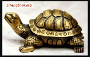 ¿Qué dirección debe enfrentar la tortuga Feng Shui?