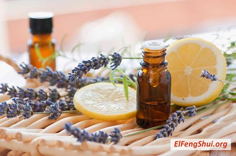 Aceites Esenciales para Feng Shui