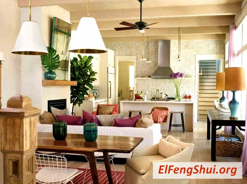 6 consejos sobre decoraci n feng shui para casas peque as for Decoracion casa segun feng shui