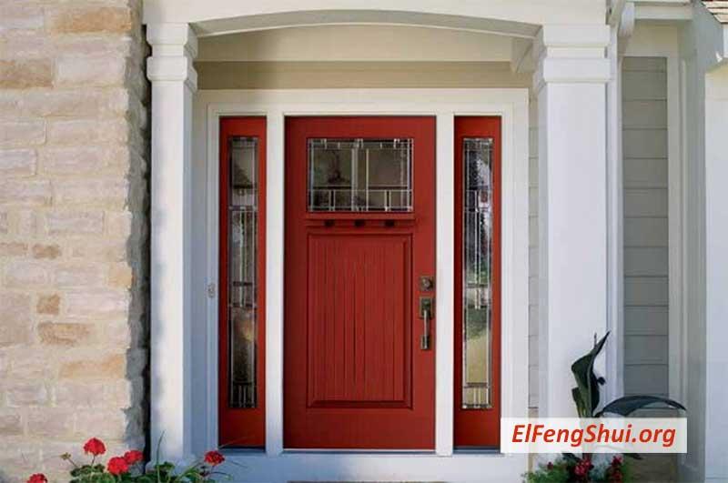 Como Afecta Su Puerta De Entrada Principal Al Feng Shui De Su Hogar - Puertas-entrada-principal