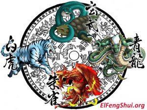 Los Animales Del Feng Shui y Su Significado