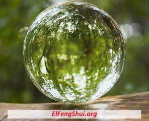 Como y Donde se Usan Las Bolas de Cristal Feng Shui
