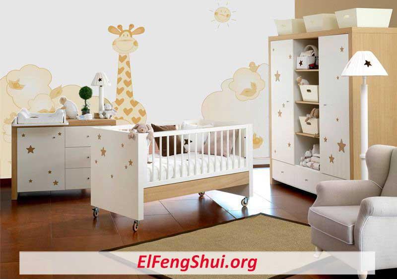 Feng shui Cuarto del Bebe