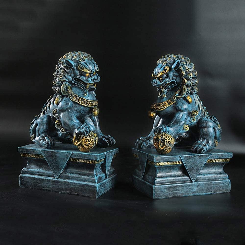 leones de fu