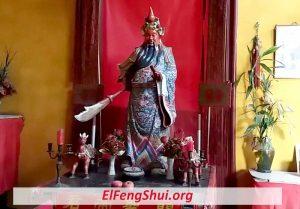 Cuale es El Significado del Símbolo Kuan Kung Feng Shui