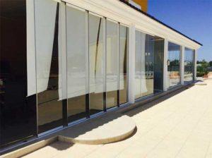 Cómo armonizar las terrazas con cerramientos abatibles de acuerdo al Feng Shui