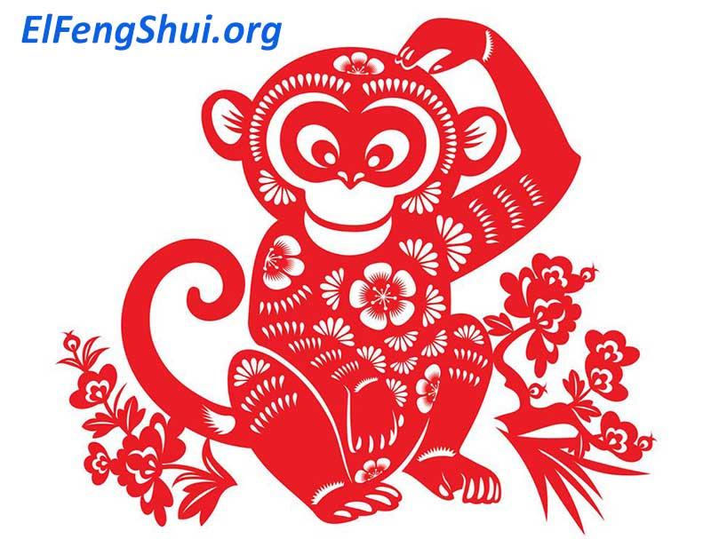 horóscopo chino mono