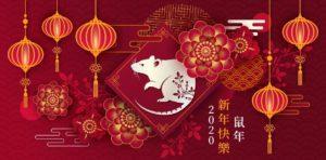 Horóscopo Chino 2020 Año de la Rata de Metal